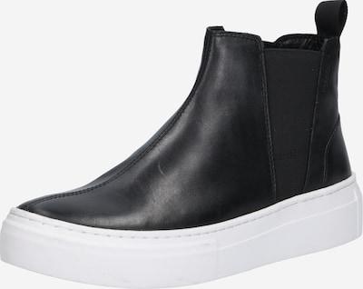 VAGABOND SHOEMAKERS Stiefelette 'Zoe Platform' in schwarz / weiß, Produktansicht