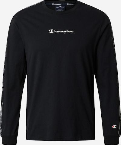 Marškinėliai iš Champion Authentic Athletic Apparel , spalva - juoda / balta, Prekių apžvalga