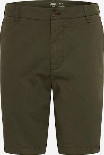 IZOD Shorts 'SALTWATER' in dunkelgrün, Produktansicht