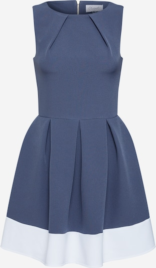 Closet London Cocktailkleid in blau, Produktansicht