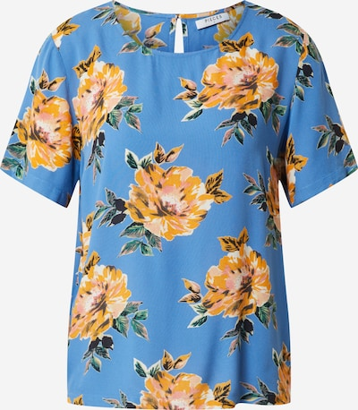 PIECES Bluza | modra barva, Prikaz izdelka