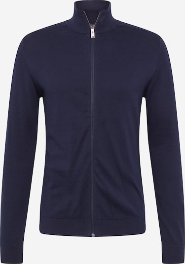 SELECTED HOMME Strickjacke 'Berg' in navy, Produktansicht