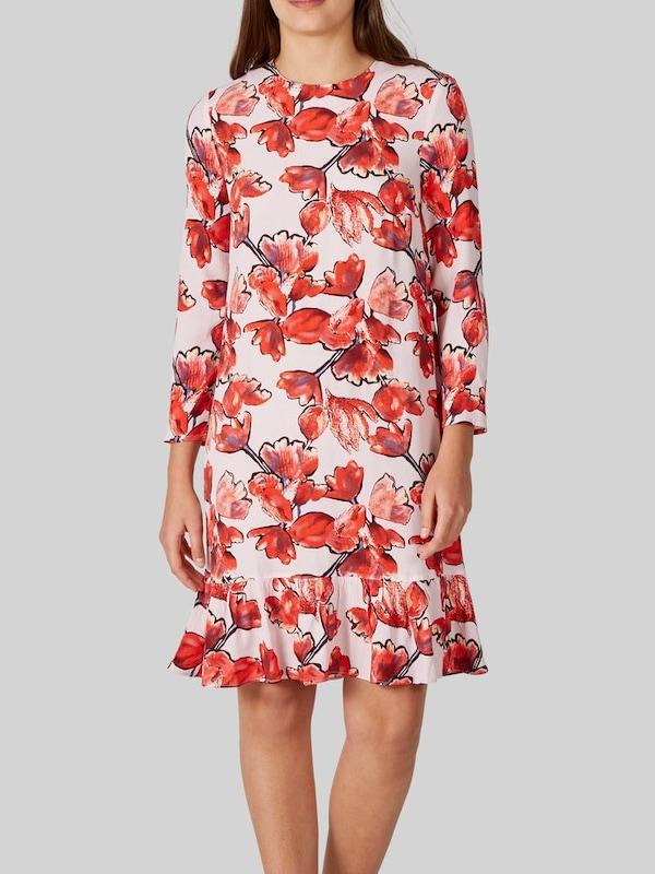 Y.A.S Blumen Minikleid