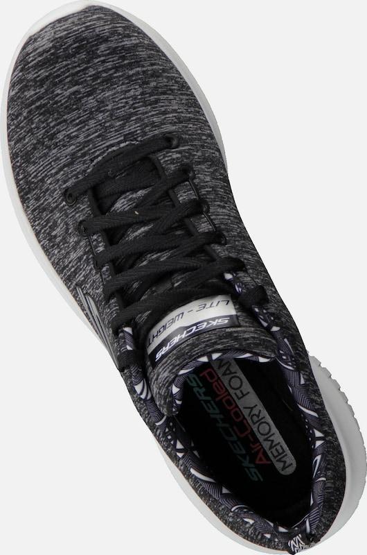 SKECHERS Sneaker Sportliche Sneaker SKECHERS mit gepolstertem Schaft 12834-GRY 31c89a