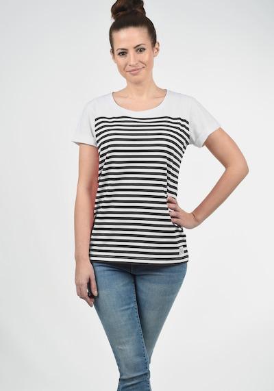 DESIRES T-Shirt 'Mimi' in schwarz / weiß, Produktansicht