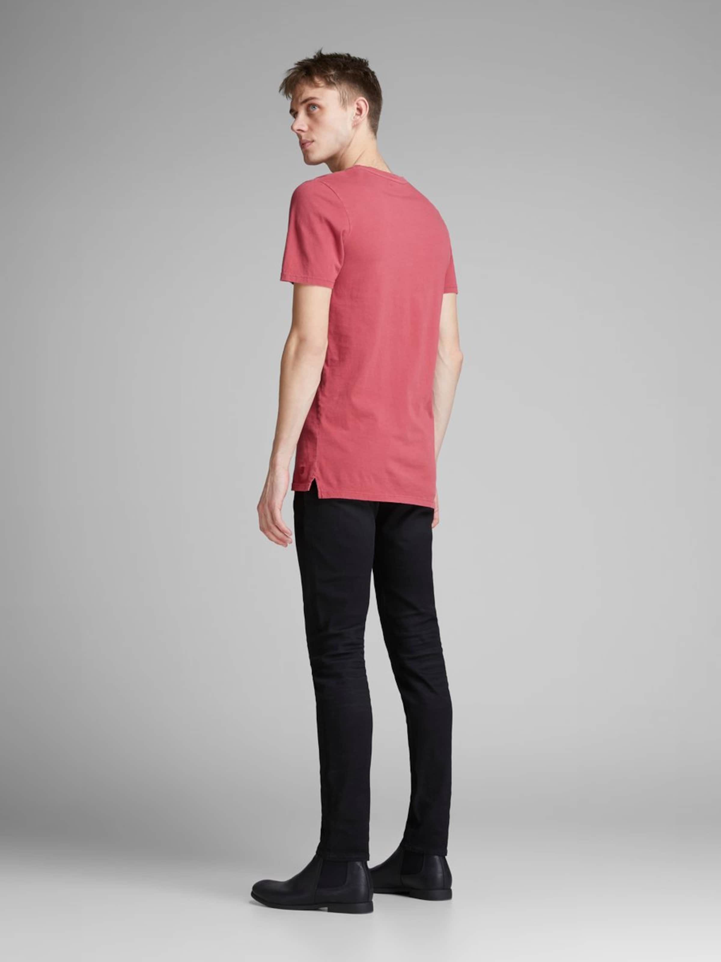 Jackamp; In PastellrotSchwarz Jones T shirt 34RjAL5