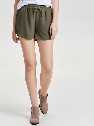 ONLY Shorts 'Onlturner' in khaki, Modelansicht