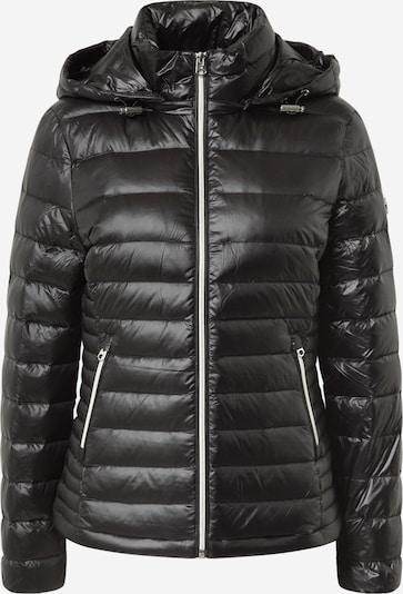Calvin Klein Veste mi-saison en noir, Vue avec produit
