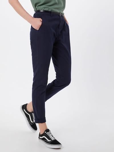 Pantaloni eleganți VERO MODA pe albastru noapte, Vizualizare model