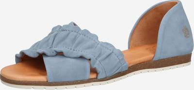Apple of Eden Slipper 'CANDY' in hellblau, Produktansicht