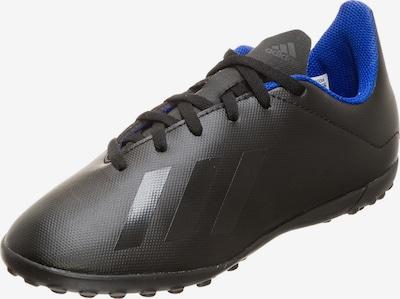 ADIDAS PERFORMANCE Fußballschuh 'X 18.4 TF' in blau / schwarz, Produktansicht