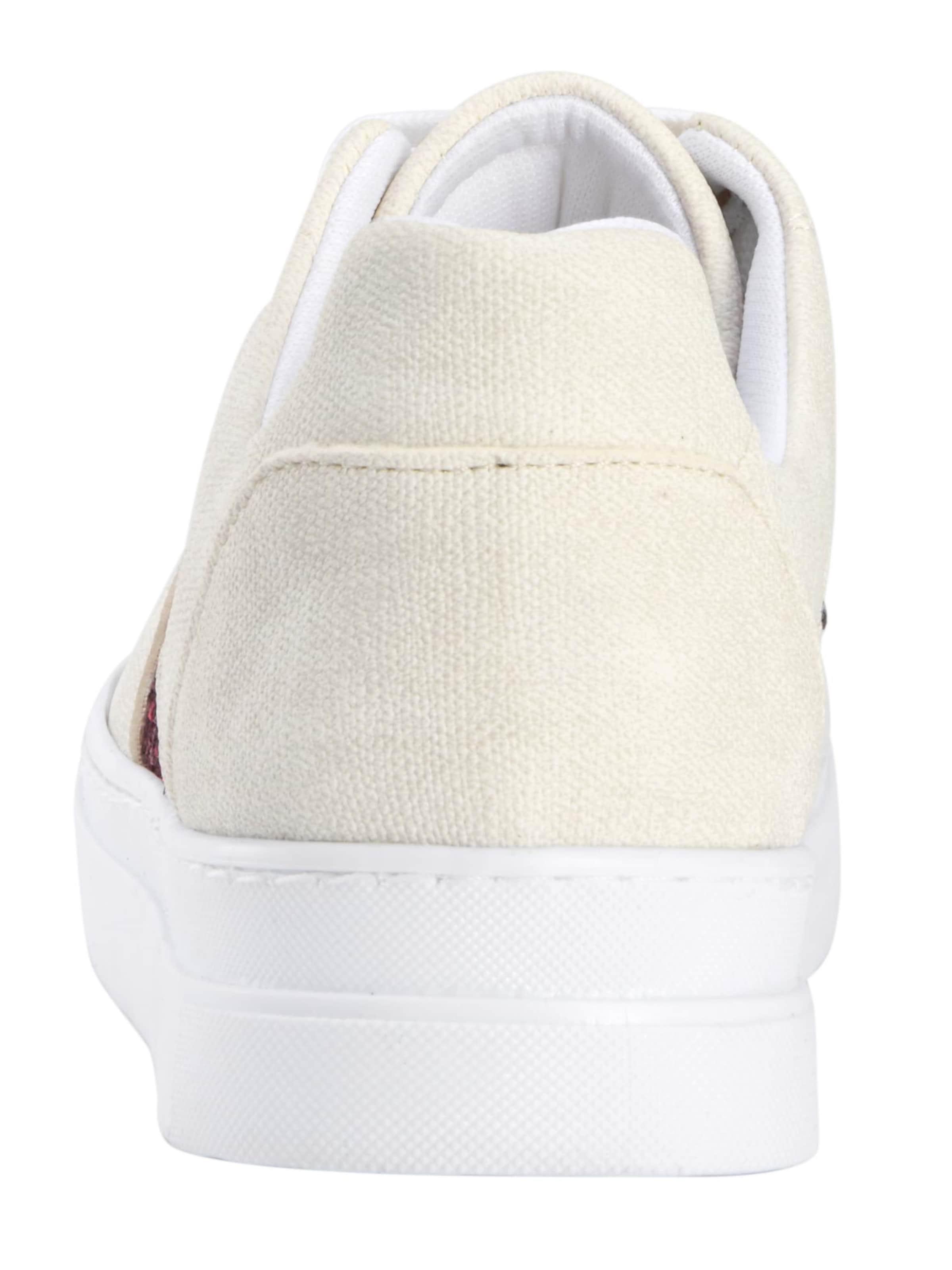 Weiß Conti Andrea BeigeRotmeliert Sneaker In 8nO0wPk