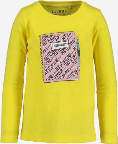 BLUE SEVEN Shirt in gelb / mischfarben, Produktansicht