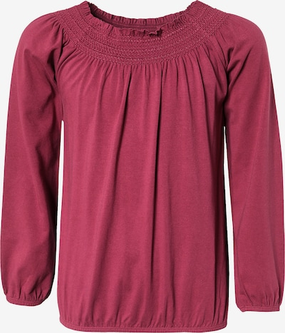 REVIEW FOR TEENS Langarmshirt in pastellrot, Produktansicht