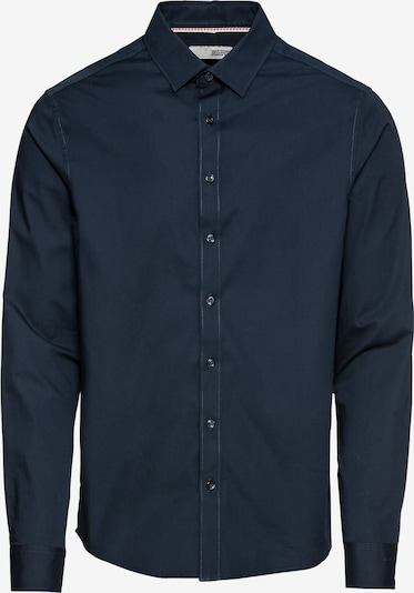 !Solid Hemd 'Shirt - Tyler LS' in dunkelblau, Produktansicht