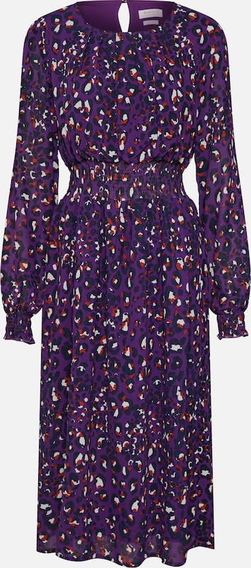 Royal De 'printed Richamp; Couleurs En VioletMélange Robe Dress' Lq4R35jA