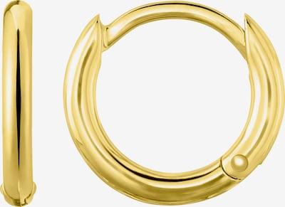 Thomas Sabo Boucles d'oreilles 'Classic' en or, Vue avec produit
