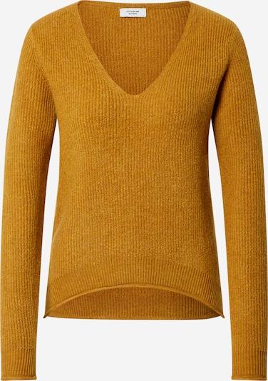 JACQUELINE de YONG Pullover in goldgelb, Produktansicht