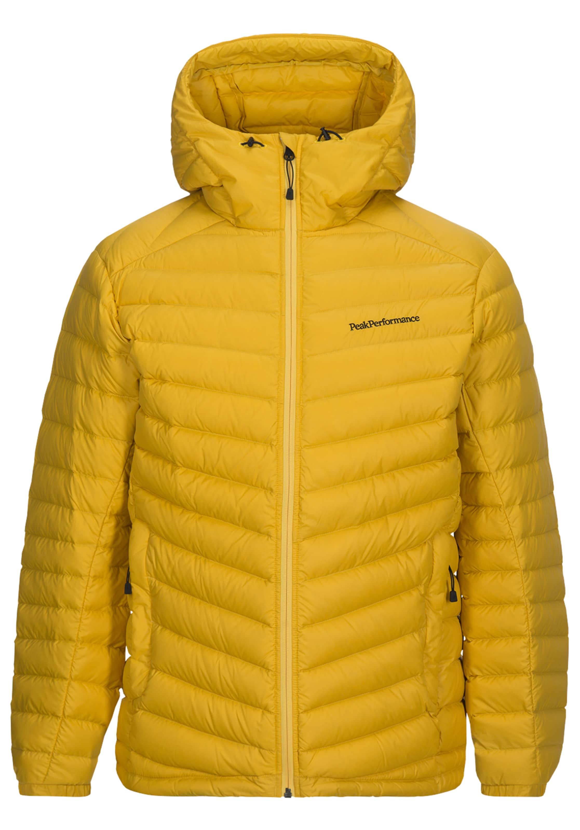 Down' Peak 'frost Performance Senf Jacke In n8OX0PkNw