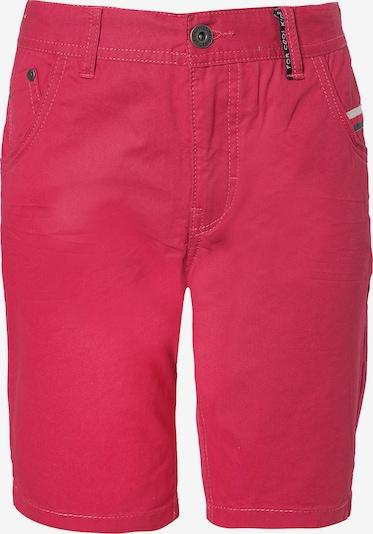 LEMON BERET Shorts in rot: Frontalansicht