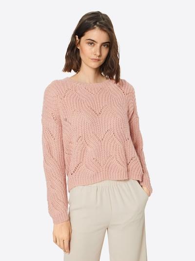 ONLY Pullover in rosé, Modelansicht