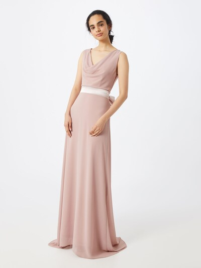 TFNC Kleid 'VALE' in mauve / pink, Modelansicht