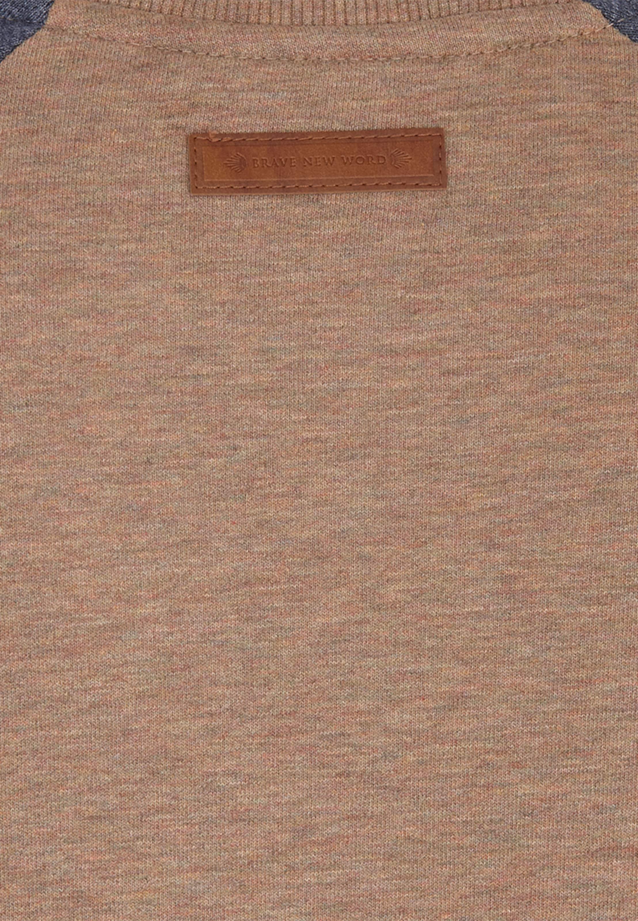 Neue Stile Zu Verkaufen Rabatte Für Verkauf naketano Male Sweatshirt 'The Jordan Rules II' Qualität Freies Verschiffen Auf Heißen Verkauf Outlet Rabatte cOfTkW