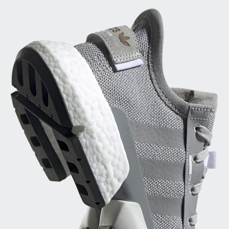 En Basses ClairBlanc 'pod Baskets 1' Gris Adidas s3 Originals QWdxrBeoC