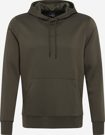 OAKLEY Sport-Sweatshirt 'FULL FLEX PERFORMANCE' in oliv, Produktansicht