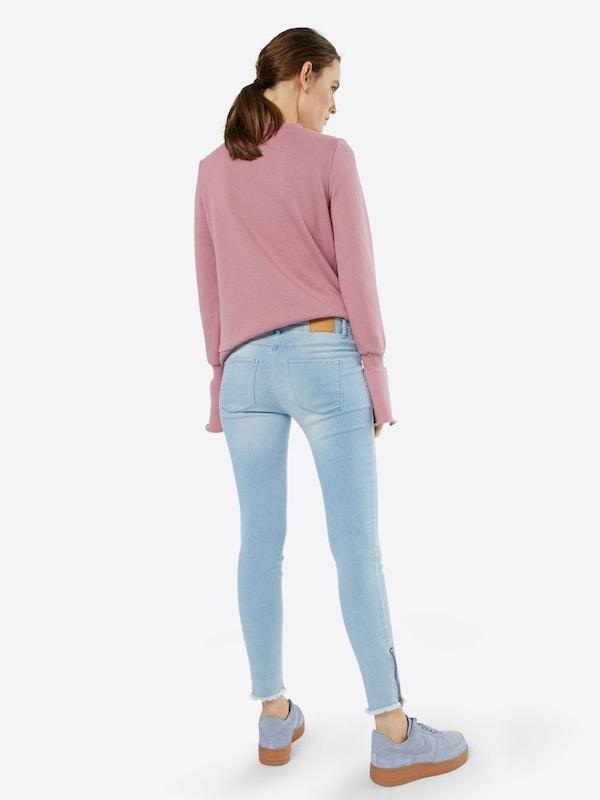 JACQUELINE de YONG Skinny Jeans 'JDYSKINNY REG ULLE ANK JEANS'
