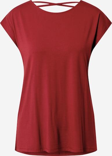 Soyaconcept Shirt 'Marica 39' in rot, Produktansicht