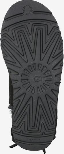 UGG Škornji za v sneg 'CLASSIC DOUBLE BOW MINI' | črna barva: Pogled od spodaj