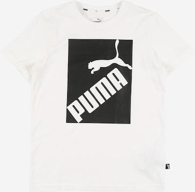 PUMA Tričko - biela: Pohľad spredu