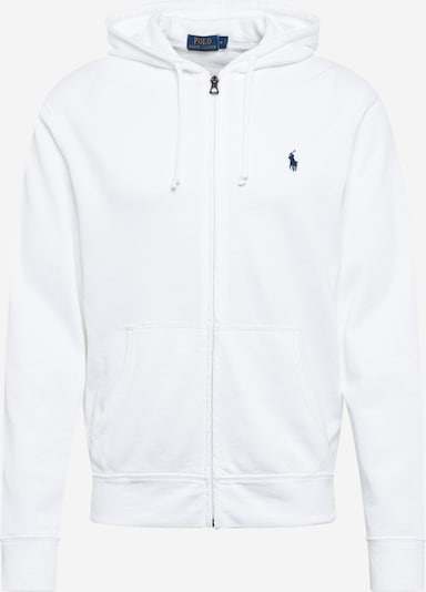 POLO RALPH LAUREN Sweatvest in de kleur Wit, Productweergave