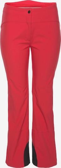 Maier Sports Skihose in koralle / schwarz, Produktansicht