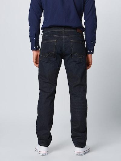 ESPRIT Jean 'OCS Straight Pants' en bleu denim: Vue de dos