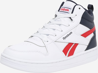 Reebok Classic Sneaker 'Royal Prime' in navy / rot / weiß: Frontalansicht