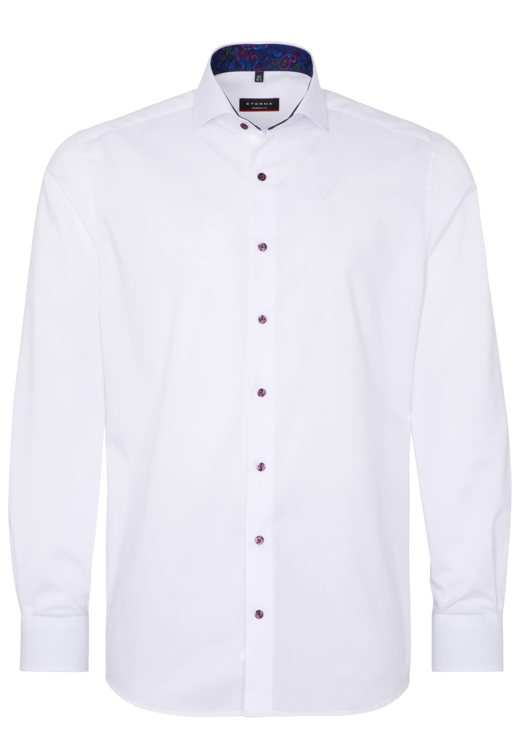 Weiß Hemd In Eterna Eterna Hemd Hemd Weiß In Eterna Hemd Weiß In Eterna kXZPuiOT