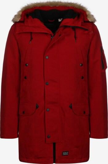 LEVI'S Parka ' Down Davidson ' in rot, Produktansicht