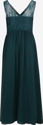 zöld My Mascara Curves Estélyi ruhák 'CLASSIC LACE': Hátulnézet