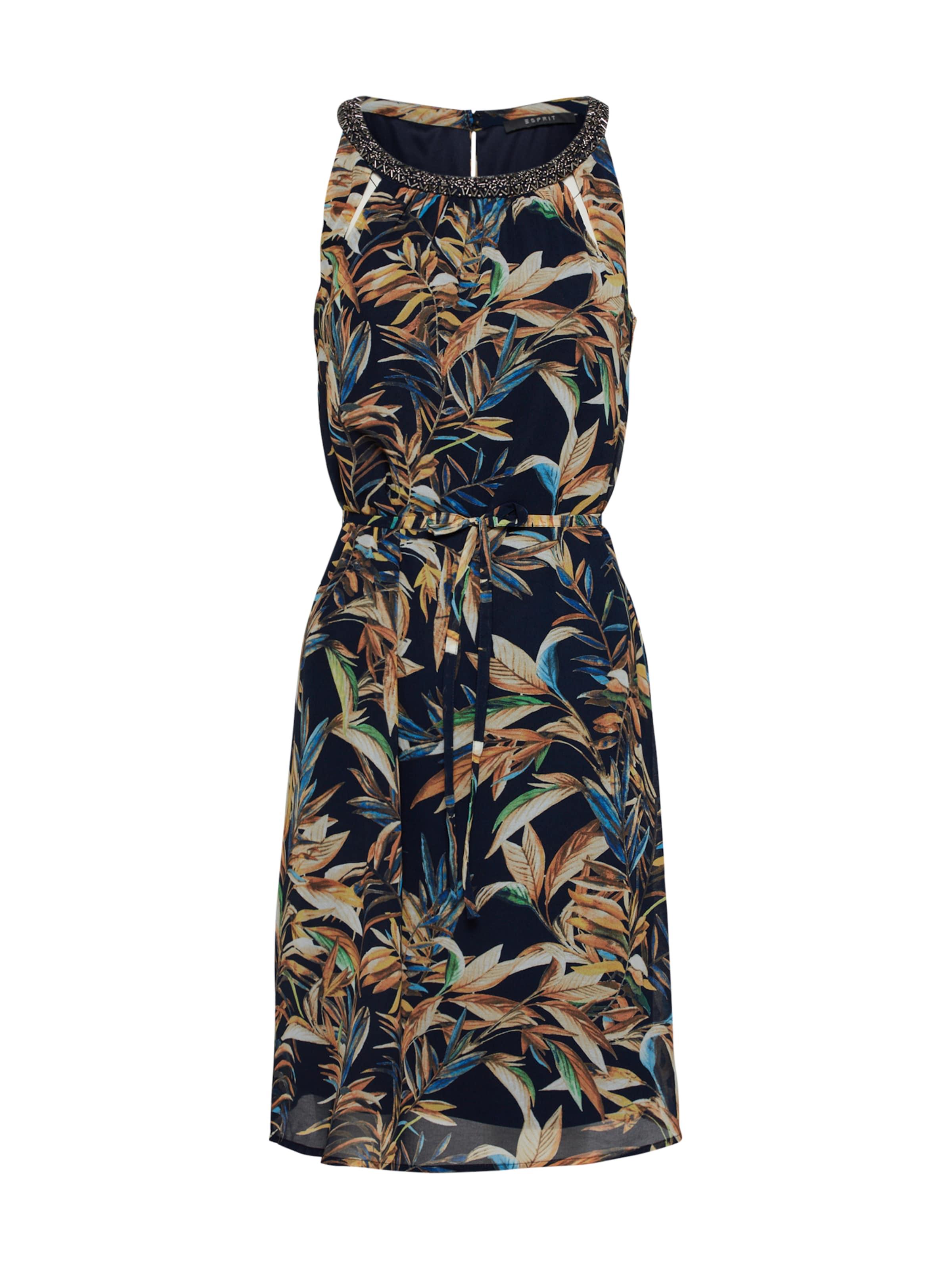 Bleu MarineMélange Esprit Couleurs Collection De Robe En WD29IEHeY