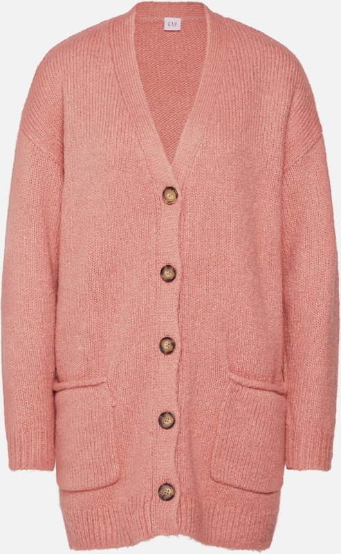 GAP Strickjacke in rosé, Produktansicht