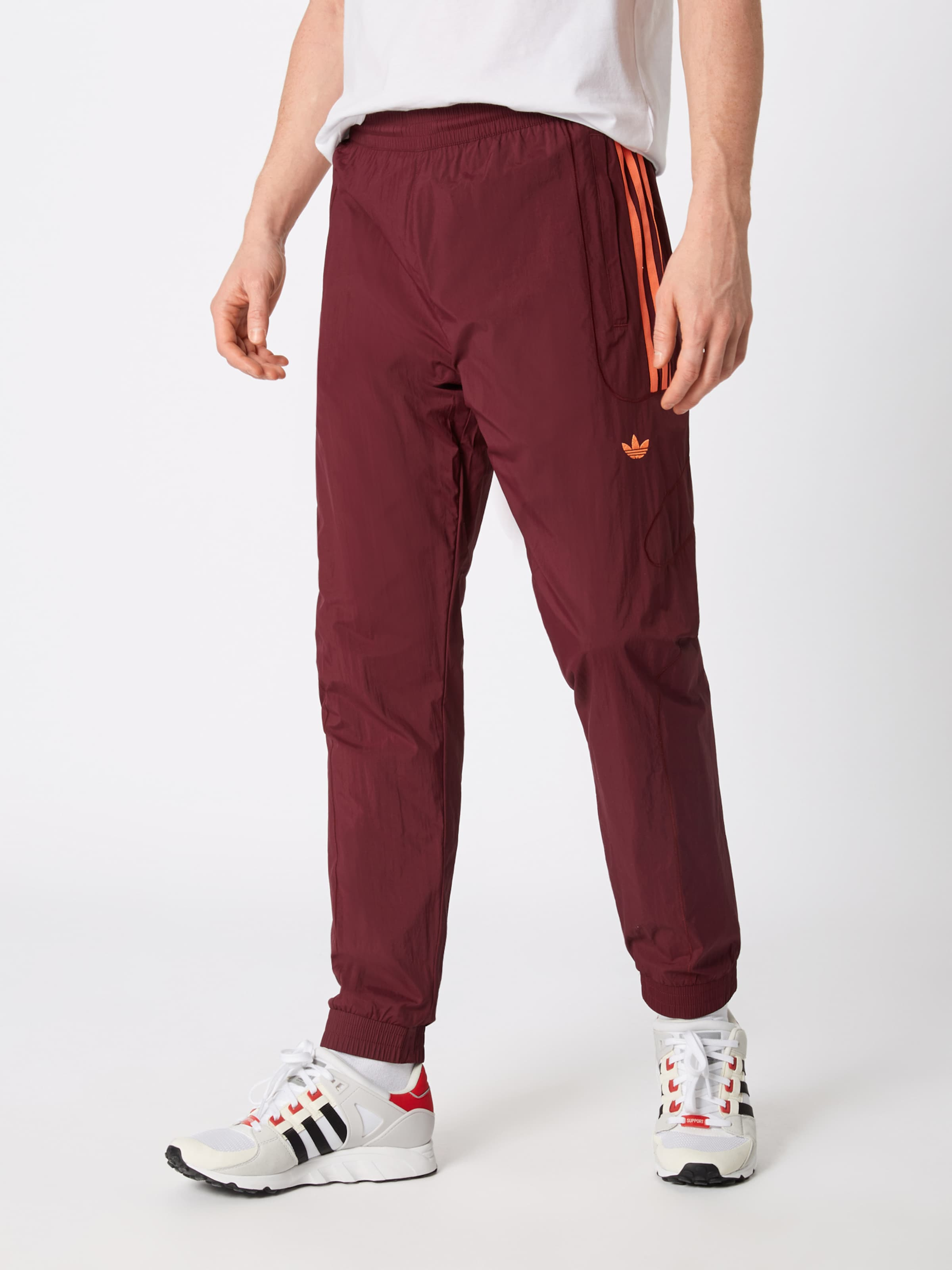 Adidas Pantalon Tp' Bordeaux Originals 'flamestrk En Wv dCoxWBre