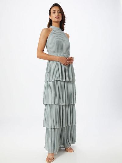 TFNC Společenské šaty - pastelově zelená, Model/ka