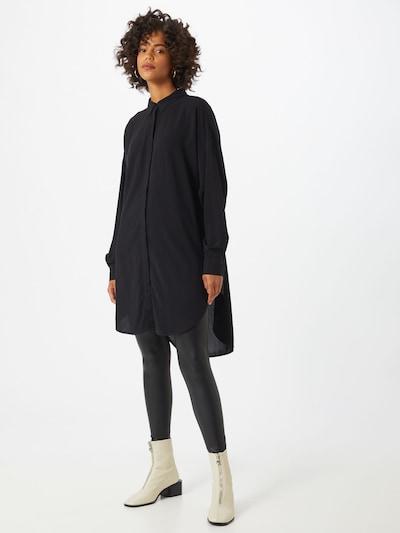Soft Rebels Blouse 'FREEDOM' in de kleur Zwart, Modelweergave