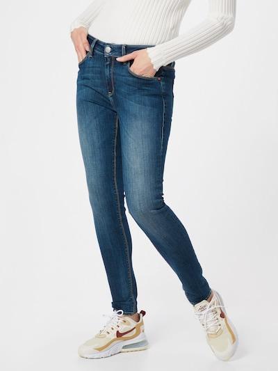 Herrlicher Jeans 'Super G Slim Denim Powerstretch' in blau, Modelansicht