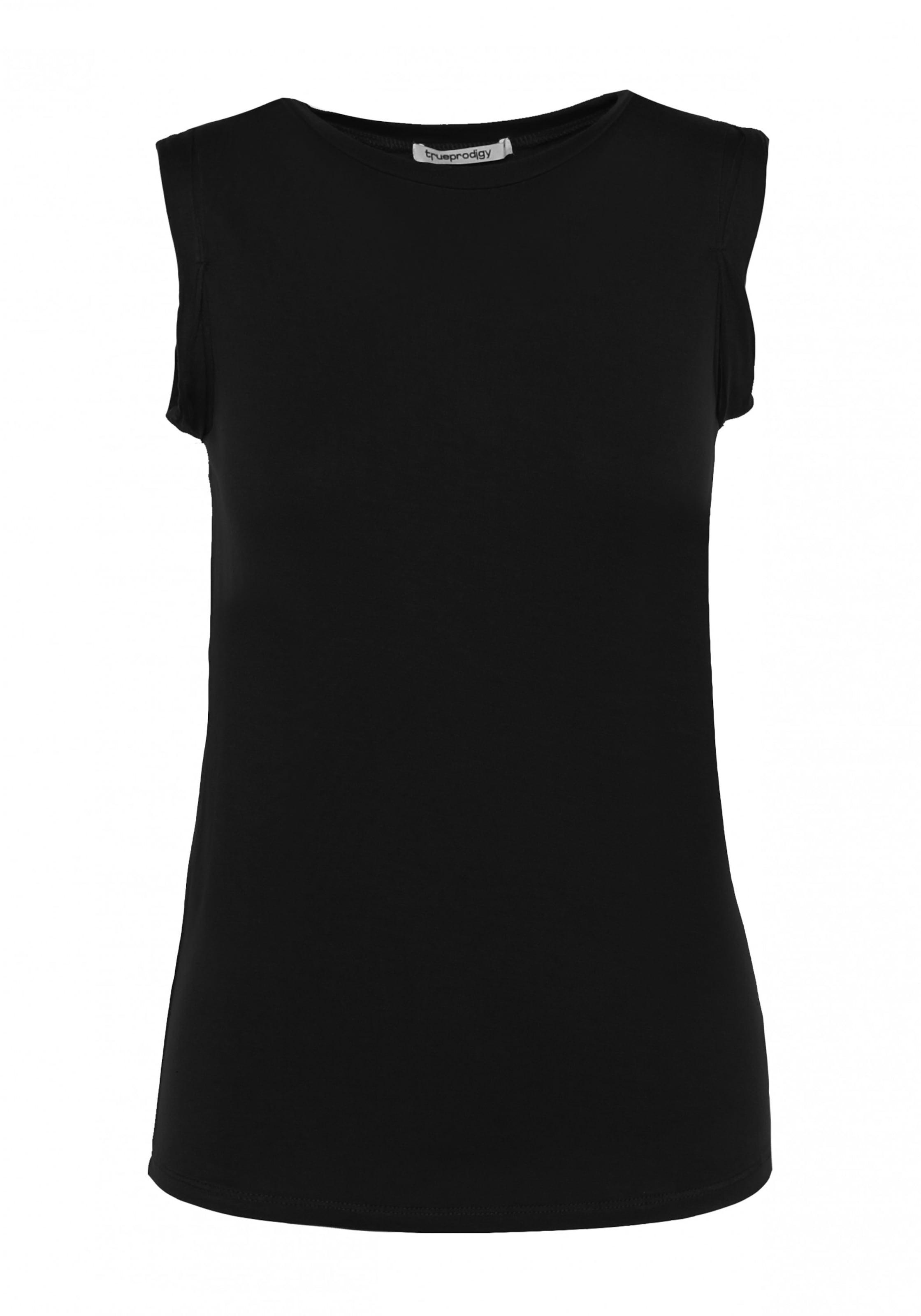 Shirt Shirt Trueprodigy Schwarz Trueprodigy In MqUpGzVS