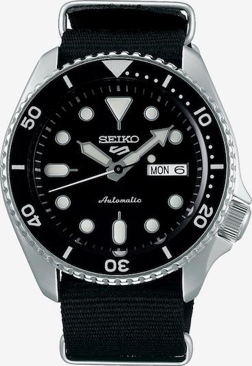 SEIKO Uhr in schwarz, Produktansicht
