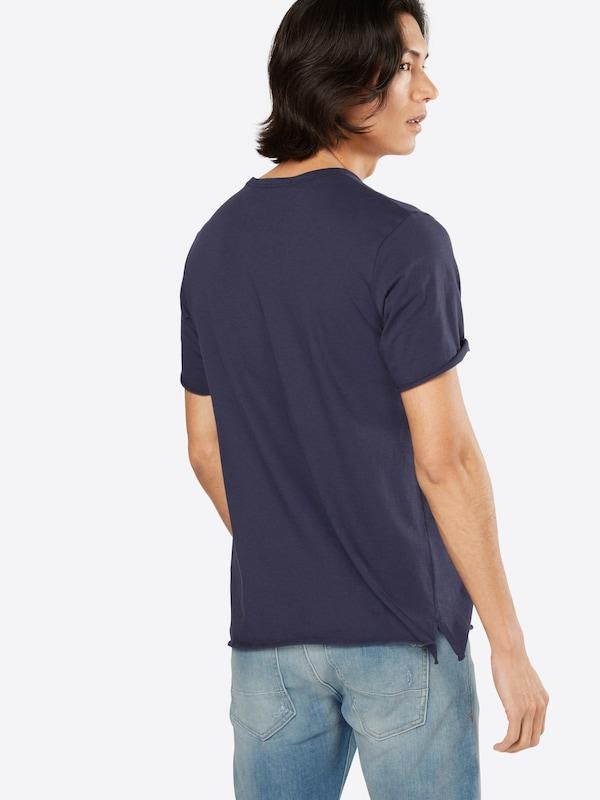 Lee T-shirt Raw Edge