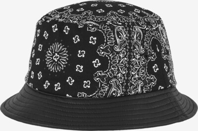 Flexfit Hat 'Brim Bucket' in schwarz / weiß, Produktansicht